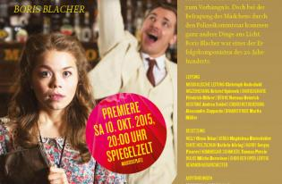 Plakat NACHTSCHWALBE