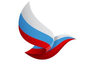 Logo: Russisches Haus  der Wissenschaft  und Kultur Berlin
