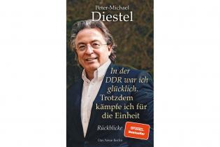 Buchcover: Dr. Peter-Michael Diestel