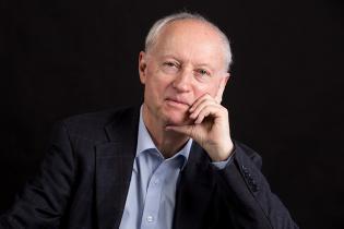 Portrait von Friedrich Dieckmann