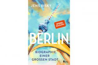 Buchcover Jens Bisky