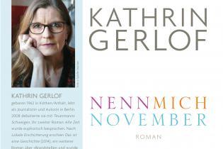 Buchcover: Nenn mich November