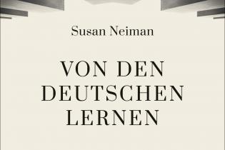 Buchcover: Prof. Dr. Susan Neiman