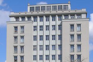 Hochhaus an der Weberwiese, Berlin (1951–52 erbaut)